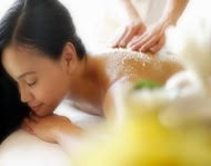 Pure Harmony Therapies @ Sub-4 Health   EXFOLIATING BODY TREATMENT (April offer)