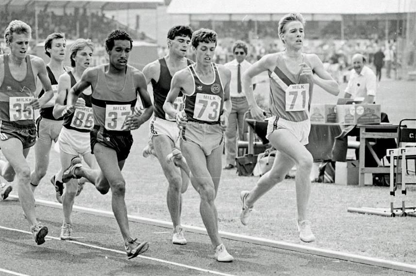 Clifton Bradeley Running Sub-4