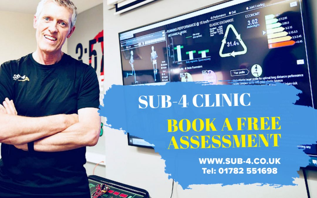 Sub-4 Clinic, Werrington