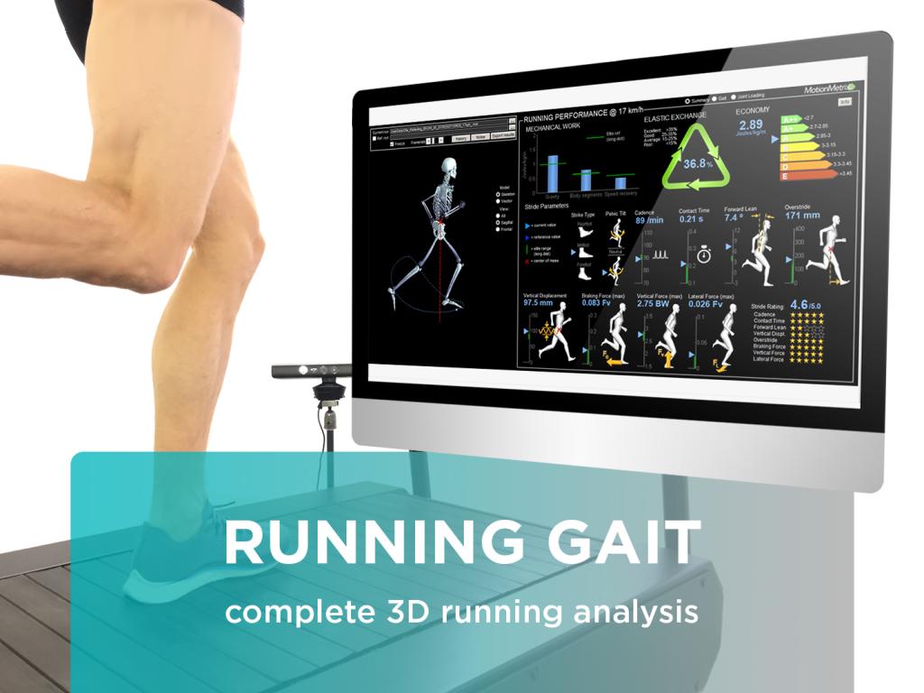 Sub-4 Running Gait Analysis